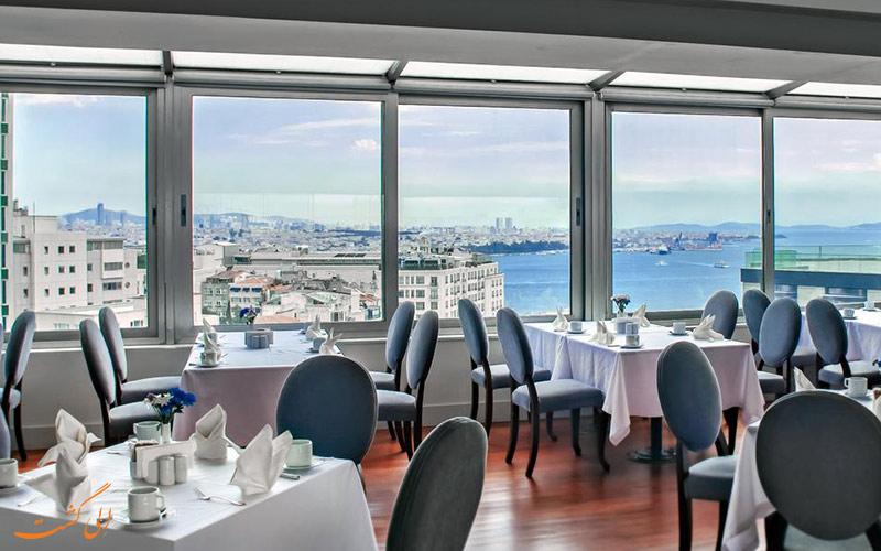 امکانات تفریحی هتل اوتومون پالاس استانبول
