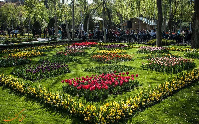 جشنواره لاله های کرج