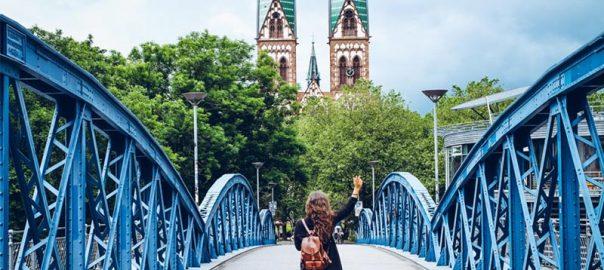 شهر فرایبورگ در آلمان، خواهرخوانده ی شهر اصفهان!
