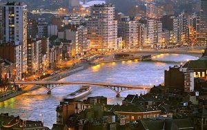 شهر لیژ در بلژیک