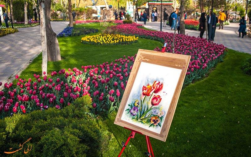 همه چیز درباره ی خبر افتتاح جشنواره لاله های کرج