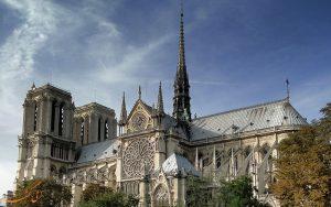 کلیسای نوتردام در پاریس