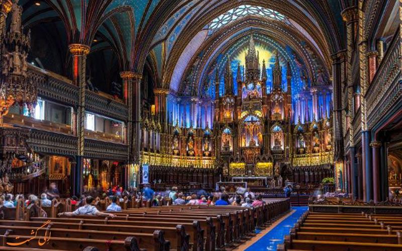 کلیسای بانوی ما پاریس
