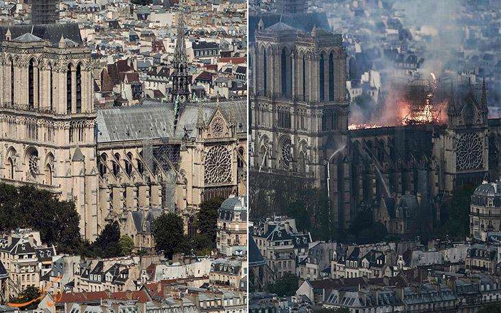 پاریس و نوتردام