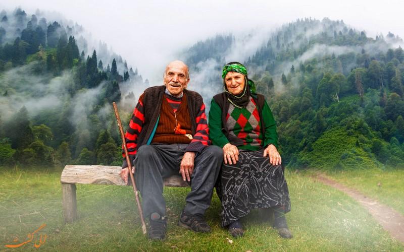 محلی های ترکیه