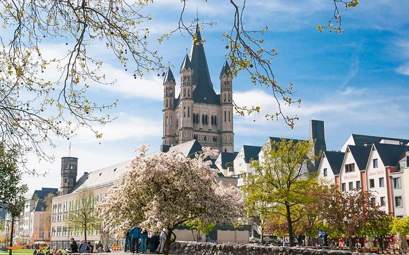 تاریخچه ی شهر کلن در آلمان