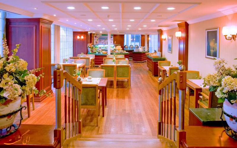 گرینپارک هتل تقسیم