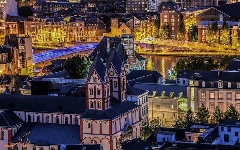 مختصری درباره ی شهر لیژ در بلژیک