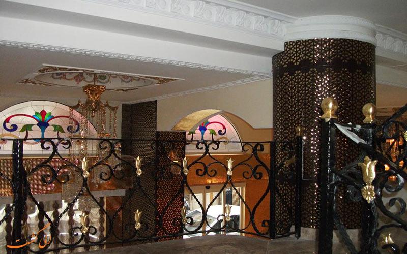 هتل بلو مارماری استانبول   blue marmaray istanbul