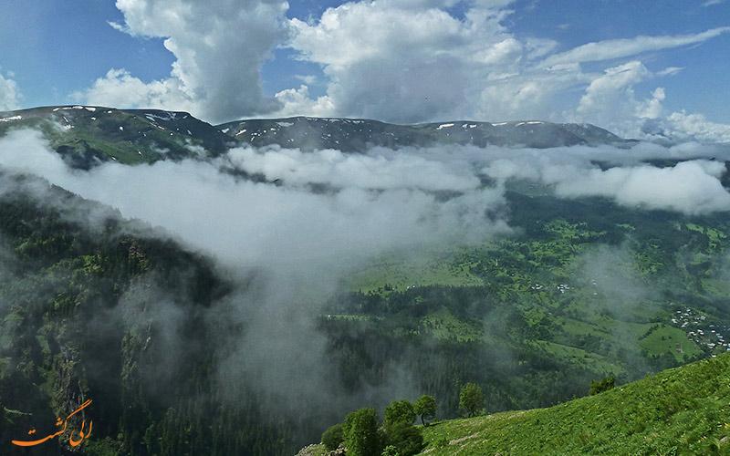 روستای کیرازلی   Kirazli