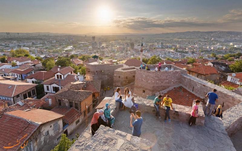 شهرهای ترکیه