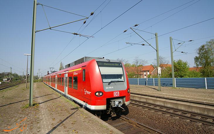 قطار S-Bahn هانوفر