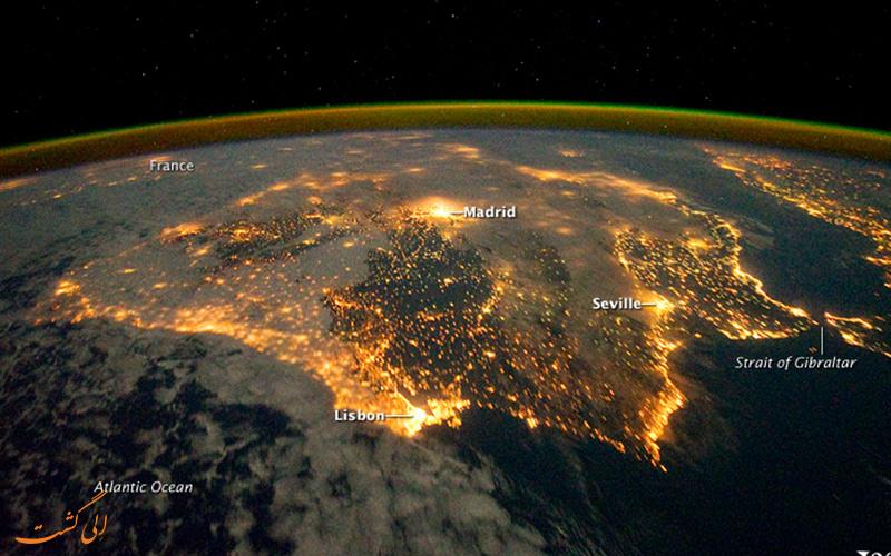 شبه جزیره ایبری