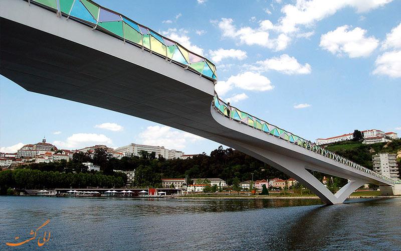 پلهای عابر پیاده جهان-پل پدرو ا اینز