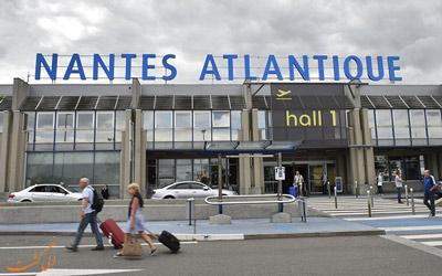 فرودگاه بین المللی نانت آتلانتیک