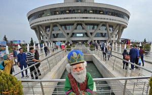 آمار بازدید از جاذبه های تهران