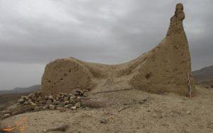 کشف آثار تاریخی در نیریز