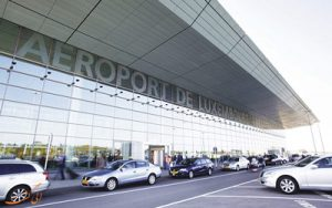 فرودگاه بینالمللی لوکزامبورگ
