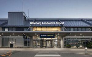 فرودگاه گوتنبرگ-لادوتر