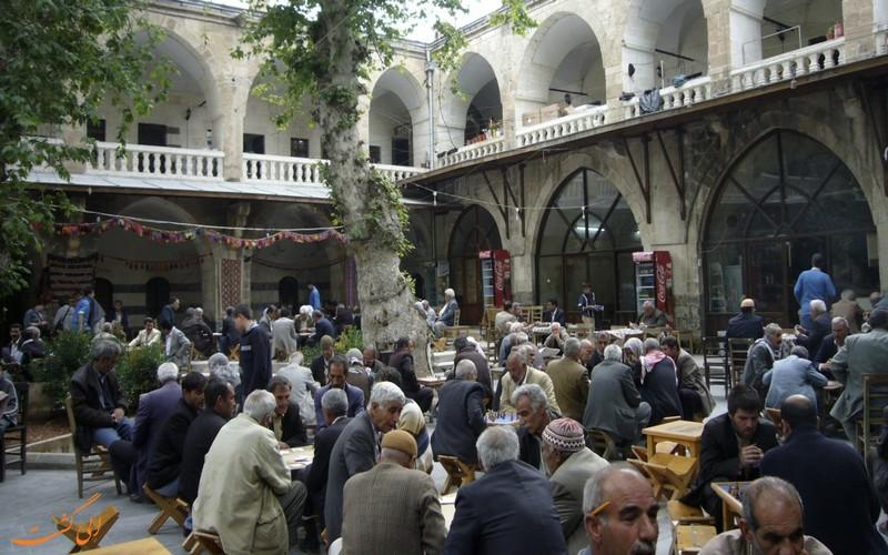 کافه های قدیمی ترکیه