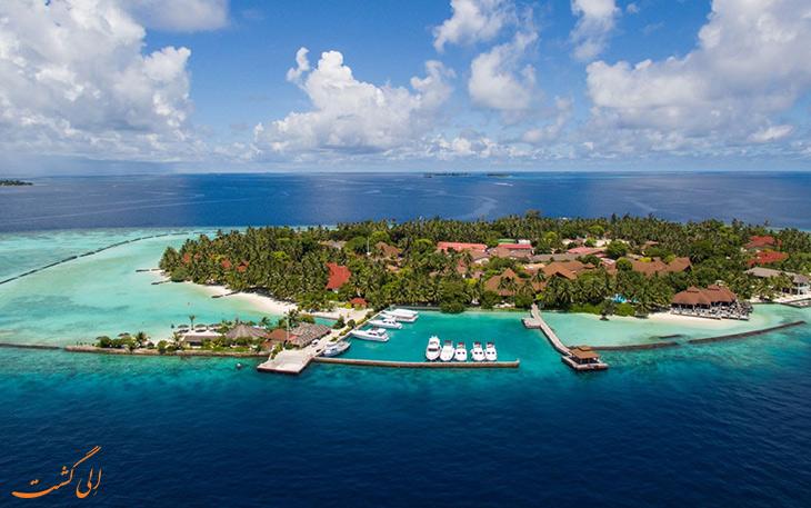 بهار در مالدیو