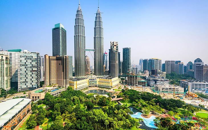 بهار در مالزی