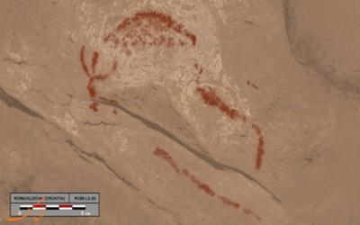 کشف غارنگارههای 30 هزار ساله در کرواسی
