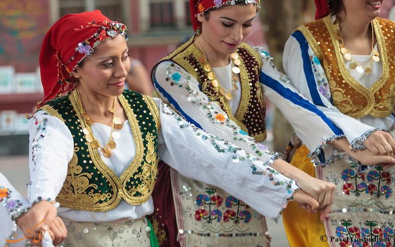 لباس سنتی ترکیه