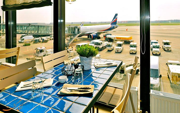 فرودگاه بین المللی هانوفر