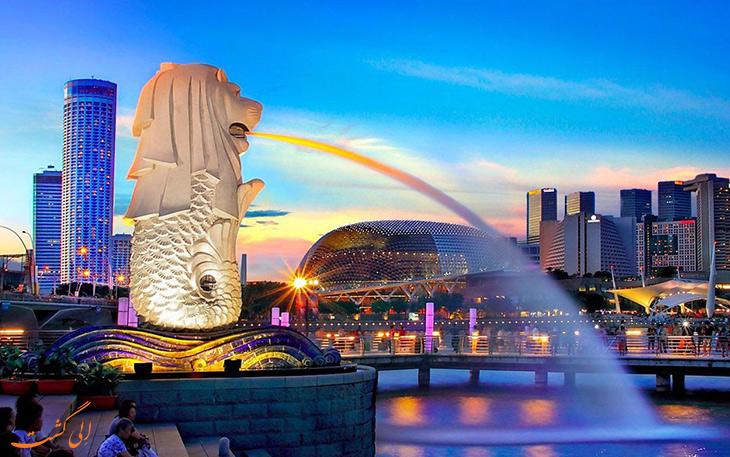 بهار در سنگاپور