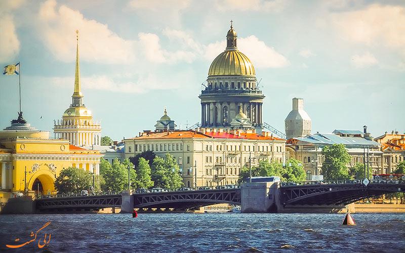 آب و هوای روسیه-دلایل سفر به روسیه