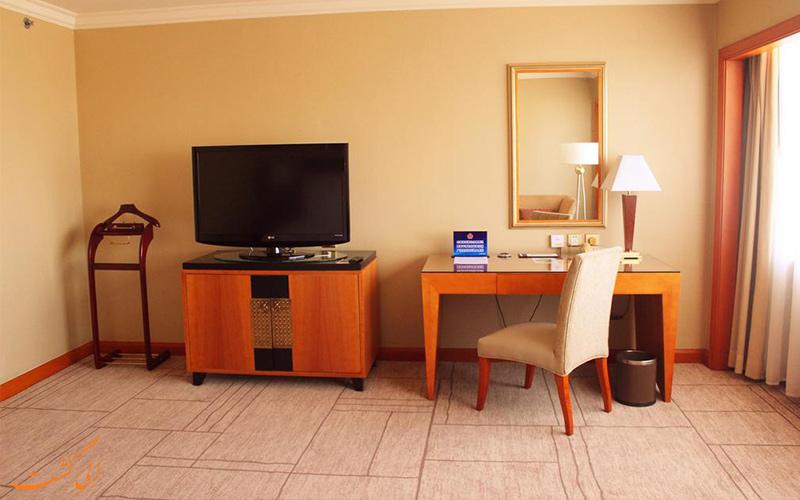 امکانات اتاق های هتل بویو پکن
