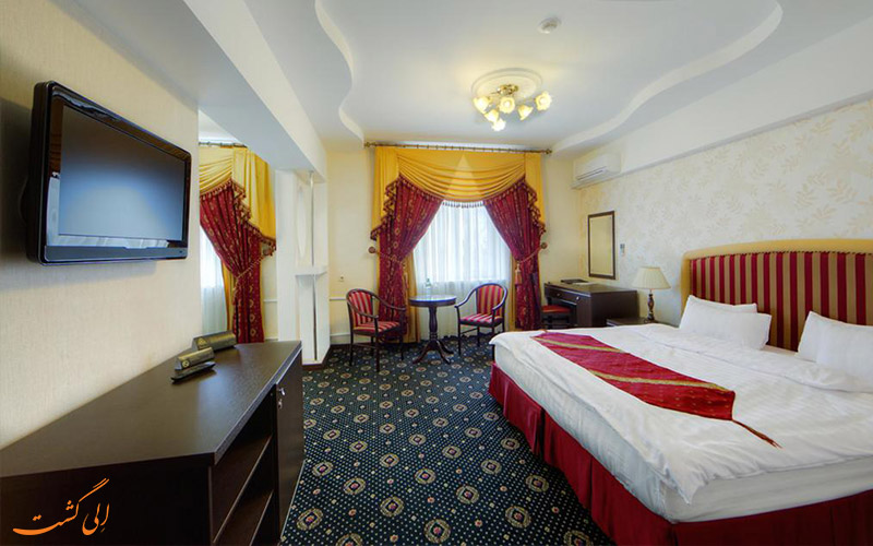 اتاق های هتل کاسادو پلازا مسکو