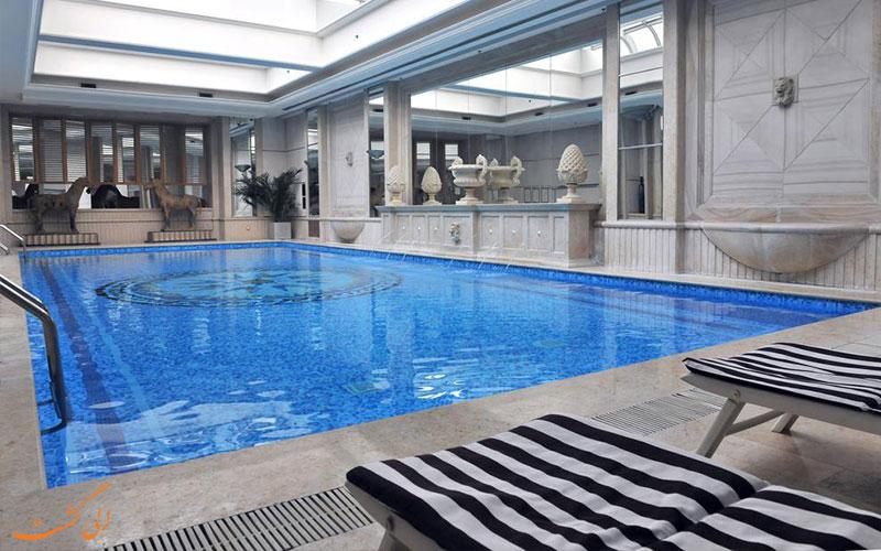 استخر هتل بویو پکن
