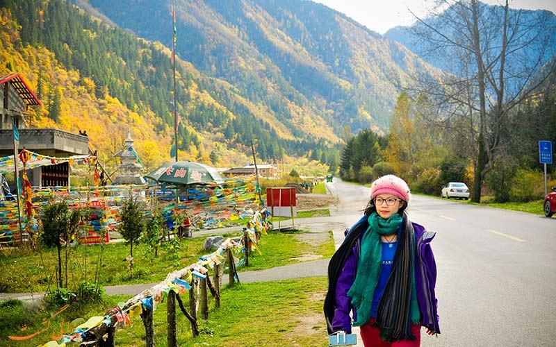 اقامت در پارک ملی دره جیوژای چین