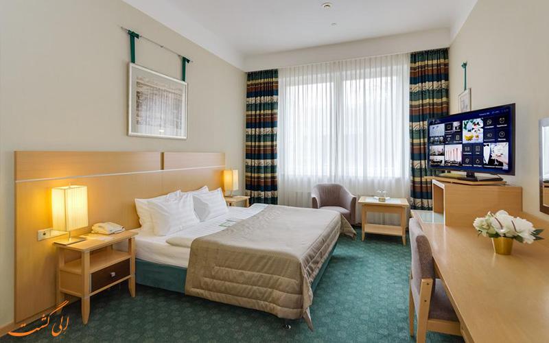 امکانات درون اتاق های هتل پتر یکم مسکو