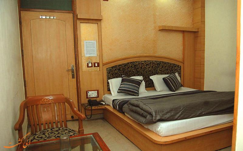 امکانات درون اتاق ها-هتل د سوندر دهلی