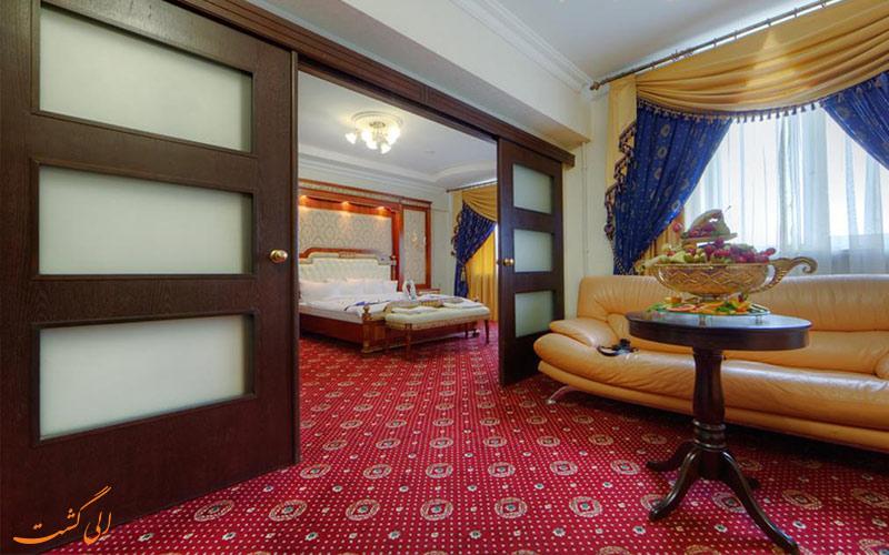 امکانات درون هتل کاسادو پلازا مسکو
