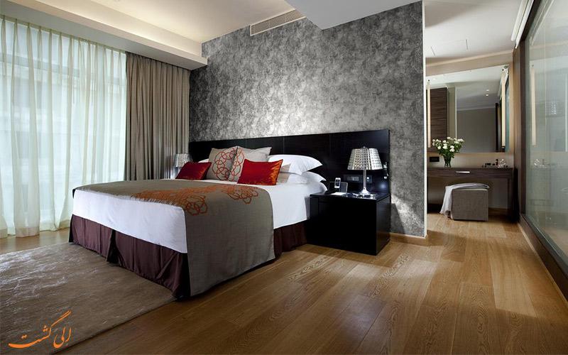 انواع اتاق های هتل فریزر سوئیتس دهلی نو