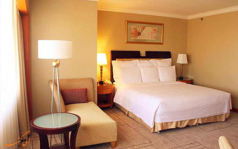 انواع اتاق های هتل بویو پکن