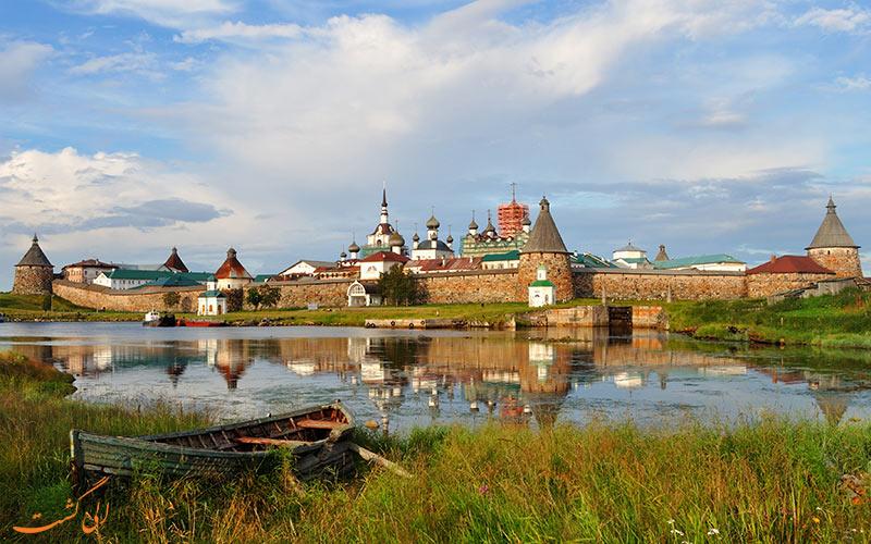 جزایر سولوتسکی روسیه | Solovetsky Islands