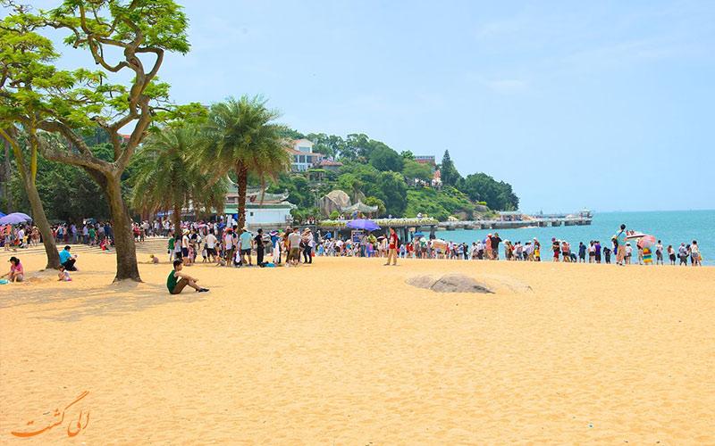 بیدایهه-بهترین سواحل چین