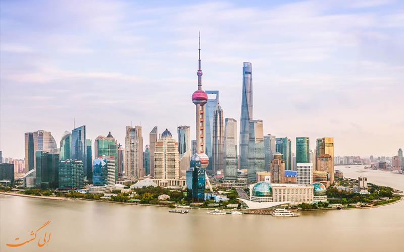 تور-شانگهای