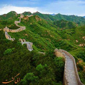 تور پکن و شانگهای الی گشت