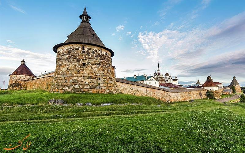جاذبه های دیدنی جزایر سولوتسکی روسیه