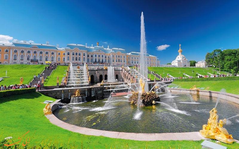 جاذبه های سنت پترزبورگ-دلایل سفر به روسیه