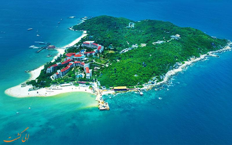 جزیره ووژیژو-بهترین سواحل چین