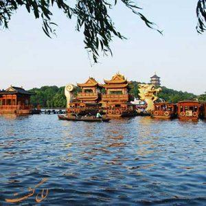 دریاچه غربی چین