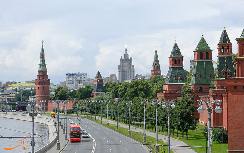 دلایل سفر به روسیه