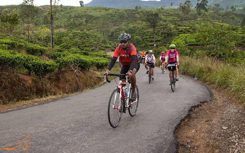 دوچرخه سواری در تایلند-جاذبه های هیجانانگیز تایلند